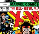 X-Men Vol 1 107