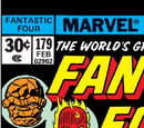 Fantastic Four Vol 1 179