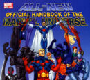 All-New Official Handbook of the Marvel Universe Update Vol 1