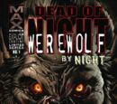 Dead of Night Featuring Werewolf By Night Vol 1