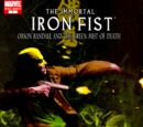 Immortal Iron Fist: Orson Randall and the Green Mist of Death Vol 1 1
