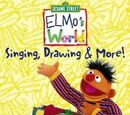 Elmo's World: Singing, Drawing & More!