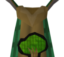 Woodcutting cape