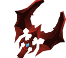 Dragon battleaxe