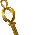 Diamond sceptre