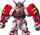 "Astray Red Frame ""Powered Red"""