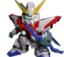 Rising Gundam (Repair Kit)