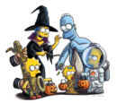 Fox Libera Cena de Treehouse of Horror XXII