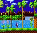 Green Hill Zone (16-bit)