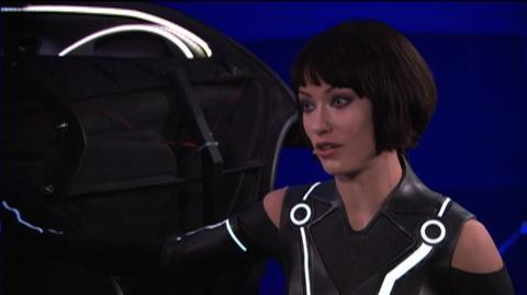 Tron Legacy (2010) - Featurette Quorra Interstitial 2