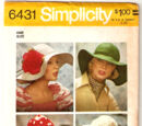 Simplicity 6431