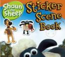 Shaun the Sheep Sticker Scene Book
