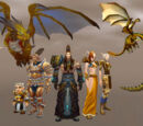 Bronze dragonflight