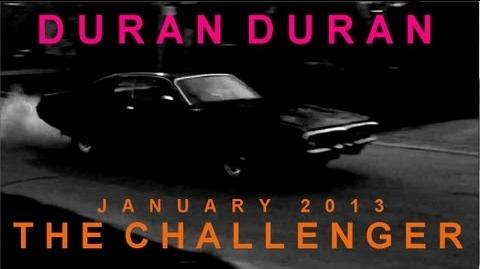 Duran Duran - The Challenger (Theme Music) - 2013 Short Film