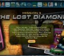 Mission 3: The Lost Diamond