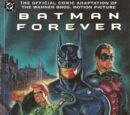 Batman Forever Comic Adaptation