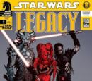 Star Wars: Legacy Vol 1 1