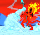 Chaos Lords of Fire and Ice