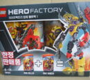 66404 Hero Factory Combo Value Pack 1