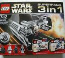 66308 Star Wars 10th Anniversary Super Pack