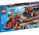 60027 Monster Truck Transporter