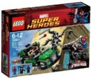 76004 Spider-Man: Spider-Cycle Chase