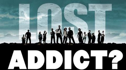 Addicted to LOST? Commercial