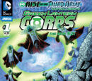 Green Lantern Corps Annual Vol 3 1
