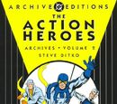 Action Heroes Archives Vol 1 2