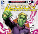 Legion of Super-Heroes Vol 7 0