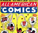 All-American Comics Vol 1