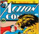 Action Comics Vol 1 27