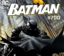 Batman Vol 1 700