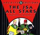 JSA All Stars Archives Vol 1