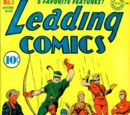 Leading Comics Vol 1