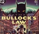 Batman: Bullock's Law Vol 1 1