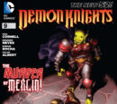 Demon Knights Vol 1 9