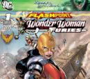Flashpoint: Wonder Woman and the Furies Vol 1 1