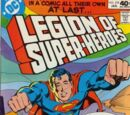 Legion of Super-Heroes Vol 2