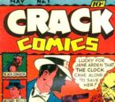 Crack Comics Vol 1