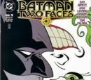 Batman: Two Faces Vol 1 1