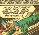 Bulletman Villains