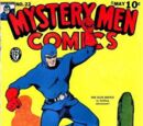Mystery Men Comics Vol 1 22