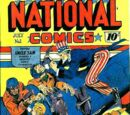 National Comics Vol 1