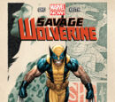 Savage Wolverine Vol 1 2