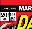 Daredevil Vol 1 106