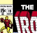 Iron Man Vol 1 19