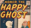 Homer, the Happy Ghost Vol 1 16
