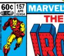Iron Man Vol 1 157
