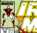 Iron Man Vol 1 226